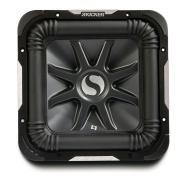 "Kicker Refurbished 11S12L7D2 Car Audio Solobaric 12"" L7 Dual 2 Ohm 1400W Subwoofer"