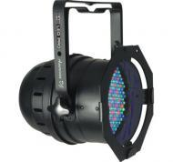 American DJ 64B LED PRO Par 64 181 RGB LED DMX Lighting Can (Black)