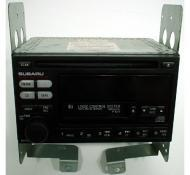 2000 2001 2002 Fits Subaru Legacy Vehicle Factory Car Stereo Cassette Cd Player