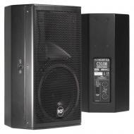 RCF C3108 Compact Size Two-Way Full Range Speaker with Linear / HF Boost Switch