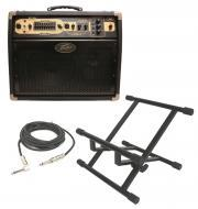 "Peavey Ecoustic E110 Acoustic Guitar Combo 100 Watt Amp 10"" Speaker with 1/4"" Cable &am..."