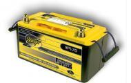 Stinger SPV70 Dry Cell Battery 70ah Yellow