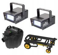 Chauvet DJ Lighting Nimbus Professional Low Lying Fog Smoke Machine with OR2RT Multi Function Car...