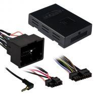 Axxess GMOS-LAN-07 GMLAN Amplified OnStar Interface for 12-Up GM Vehicles