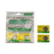 Install Bay IBR01 Polybag Retail Packed Hardware Lithium Battery CR2032 1 Bag of 2 Pcs