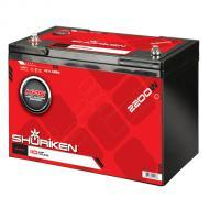 Shuriken SK-BT110 Large Reserve Capacity AGM Battery 110 AMP 12V Power Cell
