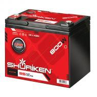 Shuriken SK-BT35 800W / 35 AMP Hours Compact Small Size AGM 12V Car Battery