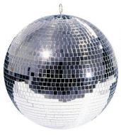 American DJ M4040 40-Inch (1-Meter) Glass Mirror Ball w/ Safety Hooks (M40188)