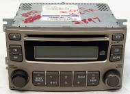 Kia Optima 2006-2007 Factory Stereo AM/FM CD Player OEM Radio (Tan Color)