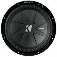 Kicker Car Audio CWR10 CompR 10-Inch Subwoofer Speaker 1200W Peak 4-Ohms DVC (40CWR104) - Limited...