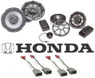 Honda Insight 2001-2006 Kicker Factory Component Speaker Replacement KS65.2 & KS65 Package