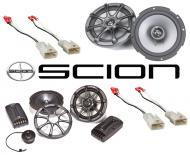 Scion tC 2005-2010 Kicker Factory Component Speaker Replacement KS65.2 & KS65 Package