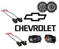 Chevy Silverado 95-06 Ext Cab Truck Kicker Factory Speaker Replacement KS65 & KS46 Package