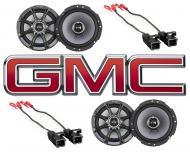 GMC Canyon 04-12 Crew Cab Truck Kicker Factory Speaker Replacement (2) KS65 Package