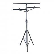 American DJ LTS-1 12 Foot Heavy Duty Black Tripod Stand