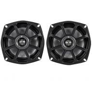 Kicker 10PS52504 ATV Motorcycle 5.25 Speakers PS52504 (Certified Refurbished)