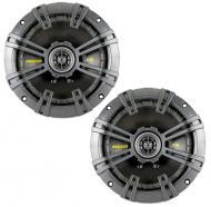 """Kicker Car Audio CSS654 CS-Series 6-1/2"""" 2-Way Component Speaker System with Extended Voice ..."""