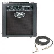 "Peavey Backstage Trans Tube 6"" Combo Amp 10 Watt Guitar Amplifier with 1/4"" Instrument ..."