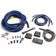 Kicker PKD4 Dual 4 Gauge Power Amplifier Installation Kit with Cables & Fuse