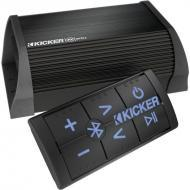 Kicker PXiBT50.2 2-Channel Amplifier Bluetooth Controller Capable Amp (40PXiBT502)