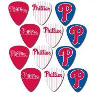 Peavey MLB Baseball Philadelphia Phillies Electric Guitar 12 Pack Logo Picks