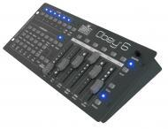 Chauvet DJ Obey 6 Compact Universal DMX-512 Controller Control Up To Six Fixtures