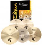 "Zildjian K800 Complete K Box Set Includes 14"" Hi-Hats 16"" & 18"" Thin Crash 20&..."
