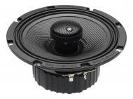 "Powerbass 3XL-653 6.5"" 3-Ohm Full Range Coaxial Speakers w/ 1"" Silk Dome Tweeter"
