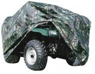 Armor Shield ATV Cover 82x48x31.5 Inch w/ All Weather Protection Rugged Fabric Camouflage Color