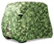Armor Shield 2 Passenger Golf Cart Slip-On Cover Camouflage Color w/ Included Storage Bag