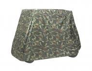 Armor Shield 4 Passenger Golf Cart Storage Cover Camouflage Color w/ Elastic Bottom Hem