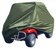 Armor Shield UTV Cover Without Cabin Olive Color w/ Lightweight Polyester Fabric