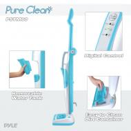 Pyle Home PSTM40 Pure Clean Steam Vibrating Floor Mop w/ Deodorizer & Sanitizer Functions