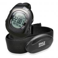 Pyle Sport PSBTHR70BK Bluetooth Fitness Heart Rate Monitor Watch Black Color Compatible with iOS ...