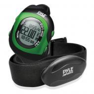 Pyle Sport PSBTHR70GN Bluetooth Fitness Heart Rate Monitor Watch Green Color w/ Wireless Data Tra...