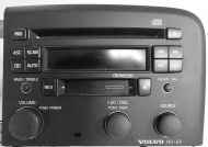 1999-2004 Volvo S80 Factory Radio CD Player