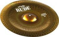 """Paiste Rude Series 18"""" Novo China Cymbal with Fairly Long & Even Sustain (1122518)"""