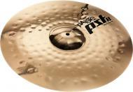 Paiste 18 Inch PST 8 Reflector Rock Crash Cymbal with Long Sustain & Lively Intensity (1802818)