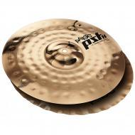 Paiste 14-Inch PST 8 Reflector Sound Edge Hi-Hat Cymbal Top with Bright & Glassy Stick Sound ...