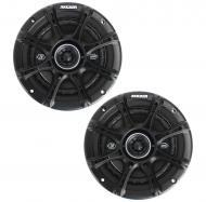 "Kicker DSC5 4-Ohm 5-1/4"" Coaxial Speakers with Midrange Woofers (41DSC54)"