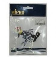 Mipro 4CP0004 Pack of 4 Lavaliere Clothing Clips for MU-53 Mics (Clip Holder not Included)