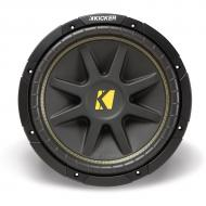 "Kicker C10 Comp 10"" Sub 4 Ohm Single Voice Coil Injection-Molded Cone Car Audio Subwoofer"