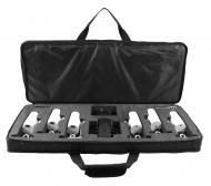 Chauvet DJ EZpin Pack Bundles 6 IRC Fixtures and 1 IRC-6 Remote with Easy Gear Bag(EZPINPACK)