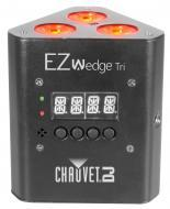 Chauvet DJ EZwedge Tri Rechargeable Battery-Operated Tri-Color LED Wash Light  (EZWEDGETRI)