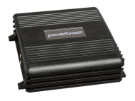 Powerbass ACA-240.2 Efficient Design 2-Channel Class A/B Full Range Amplifier