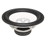 Powerbass XL-124MF 12-Inch 500 Watt Power Single 4-Ohm Marine Free Air Subwoofer