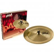 "Paiste PST 3 Effects Pack with 18"" China & 10"" Splash Cymbal (063FXPK)"