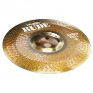 Paiste Rude Series 12 Inch Shred Bell Cymbal with Shrill & Metallic Sound Character (1125312)...