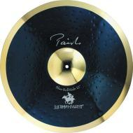Paiste Signature Blue 22 Inch Bell Ride Cymbal with Glassy Stick Sound (4005522)