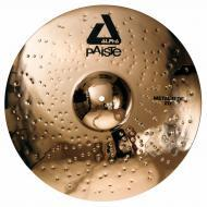 Paiste 20 Inch Alpha Brilliant Metal Ride Cymbal with Strong & Present Bell Character (881820...